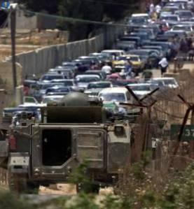 צהל נסוג מדרום לבנון ועמו אזרחים רבים